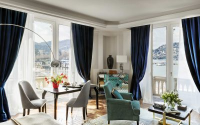 Forbes – This Season, Stay At The New Modern Hotels On Italy's Lake Como